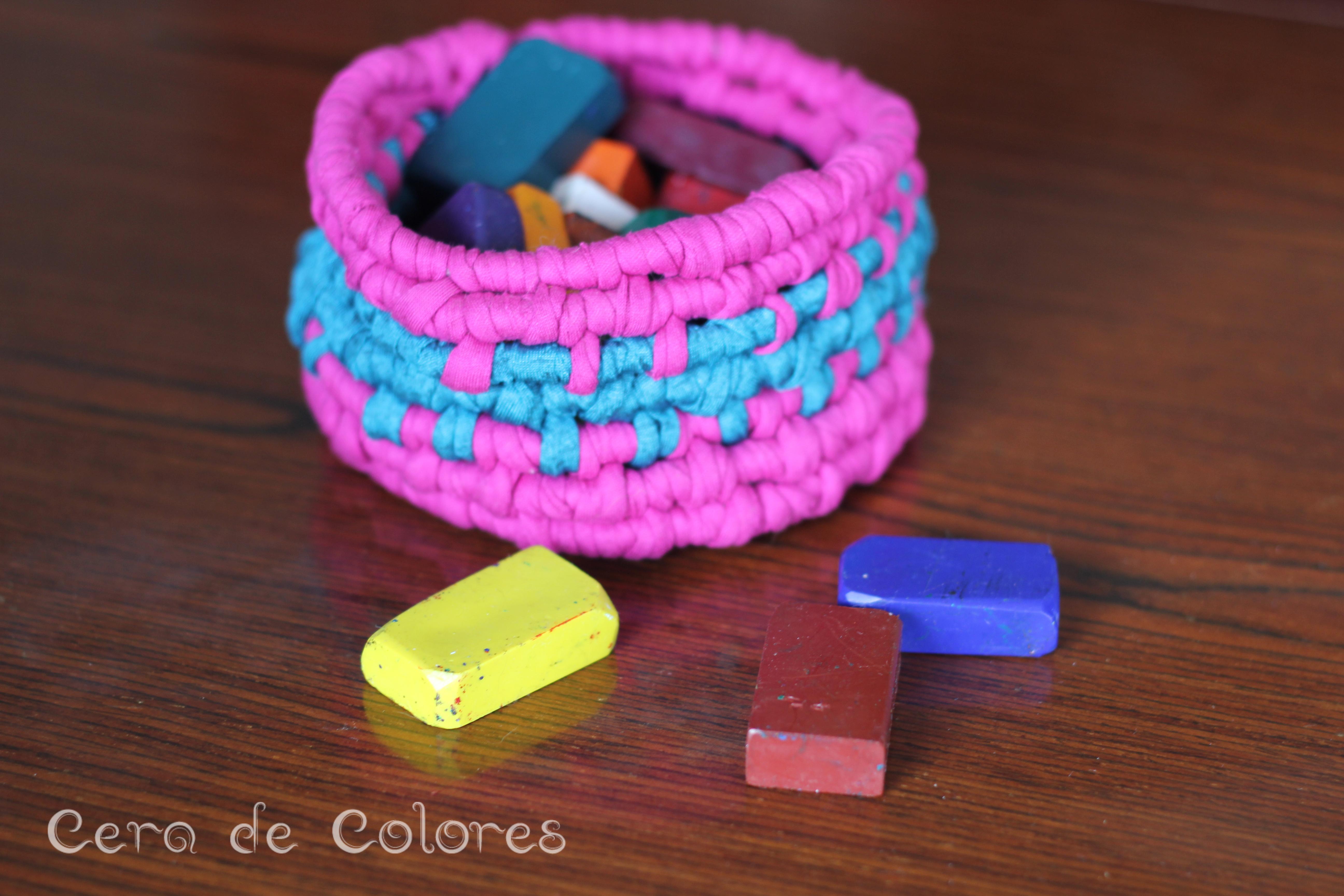 ceras de colores